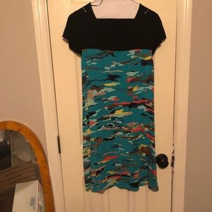 Pieces by Kensie brand Camo dress